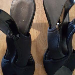 Dream Calvin Klein sexy sandals.